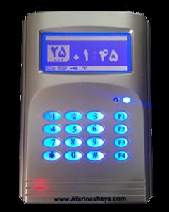دستگاه کنترل تردد